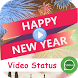 New Year Video Status 2018 by God Lover Apps