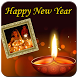 New Year Photo Frame by Photo Studio Apps
