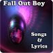 Fall Out Boy Songs & Lyrics by andoappsLTD