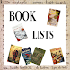 Book Lists by Reference Geek Apps