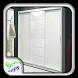 White Wardrobe Closet by Syclonapps