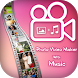 Photo Video Maker With Music by Photo Video Editor Tools Mixer