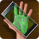 Scanner Bacteria Hand Joke by PRO Apps And Games