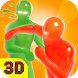 Jelly Ninja Kung Fu Fight 3D by BrosGames