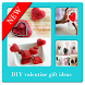 DIY valentine gift ideas by DIY GX Studio