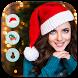 Christmas Santa Hat Camera & Photo Editor by AyoStudio