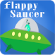 Flappy Saucer by bombom company