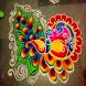 300+ Creative Rangoli Designs by Callidus Tech360
