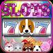 Puppy Slots - Happy Pet by Hana Games