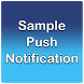 Sample Push Notification by iSecure Payments LLC