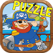 Jack Pirate Adventure Skull KO by developer puzzle for kid
