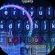 London Eye Theme&Emoji Keyboard by Keyboard Fantasy