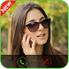 Fake Call Girlfriend Prank by appscom