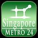 Singapore (Metro 24) by Dmitriy V. Lozenko