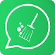 Master Cleaner For whats'App by Stiiph Sniiper