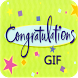 Congratulation GIF by iKrish Labs