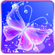 Neon Purple Theme by Luna Themes