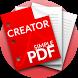Simple PDF Creator 2016 by MUGUIWARA STARLAB 2