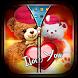 Teddy Bear Zipper Lock Screen by SaiSourya apps