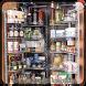 Kitchen Storage Design Idea by Atsushila