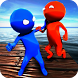 Beast Wrestling of Gangsters Stickman Fighting by Sky Patrol