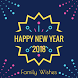 Happy New Year 2018 Wishes, DP, Gif & Status by DP Developer