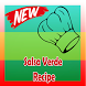 Salsa Verde Recipe by Sarah Gallegos-Troublefield