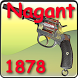 Nagant model 1878 explained by Gerard Henrotin - HLebooks.com