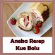 Aneka Resep Kue Bolu by Chronicle Inc