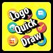 Logo Quick Draw by PomodoroGames