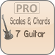 Scales & Chords: 7 Guitar PRO by Pythonas