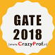 Gate 2018: Mechanical Engg MCQ by Crazy Prof