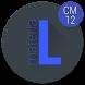 materiaL INDIGO (CM12 THEME) by MLV