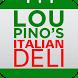 Loupino's Italian Deli by TimeDriven