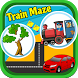 Train Maze for Toddler by GenX Learn @ Fun