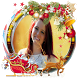 Christmas photo frame by worlddreamapps