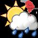 Weather South Korea by Wikima