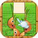 Vegetable Slide Puzzle by CreativeGame