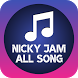 Nicky Jam All Song