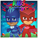 Super Kids Masks Heroes by Nandong