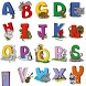 Английские буквы для детей by BeautyClubDev