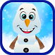 Crossy Snowman by ARGEWORLD