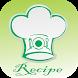recipe app simple by inoval devl