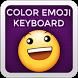 Color Emoji by superstarappz