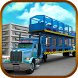 Car Transporter Trailer Truck by Titan Game Productions