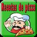 Recetas de Pizzas. by Ivan Moposita