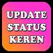 Update Status Keren FB Gaul dan Lucu Kekinian by Anzu Studio