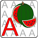 Алфавит - Раскраска by PyramidionSoft