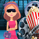 Girls Movie Night Party by g2Kids Games