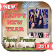 New Year Photo Frame Editor 2018 : New Year Story by Exotic Photo Apps